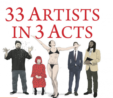 33 Artists in 3 Acts: Poverty of a Story on the Contemporary Art World
