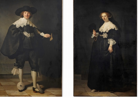 The Very Delicate Matter of the Rothschilds' Rembrandts