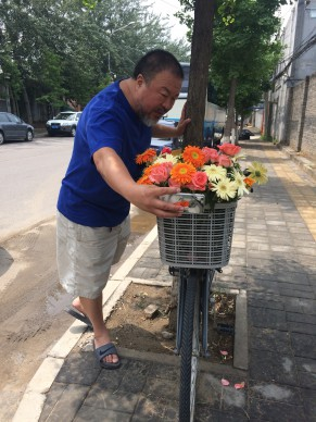Ai Weiwei, the Magnificent Rebel:  with the Refuznik of Chinese Contemporary Art