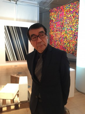 Yayoi Kusama and the Japanese Psychiatrist