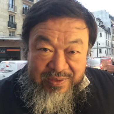 Ai Weiwei : I'm deadly serious