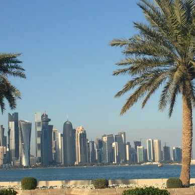 Doha's Remarkable Exhibition Standards