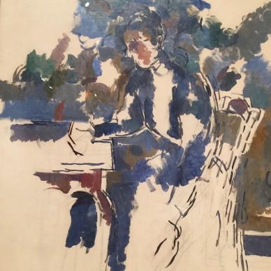 By Cézanne
