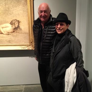 Don & Mera Rubell @ Met Breuer