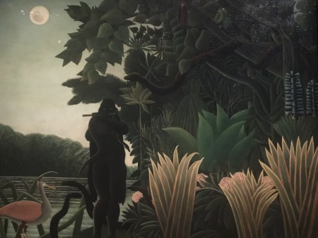 Le Douanier Rousseau: the spiritual heir to Paolo Uccello?