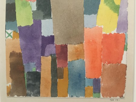Understanding PAUL KLEE in 230 works at the POMPIDOU Centre: a visit before the opening