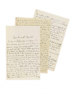 Letters to Reynaldo Hahn