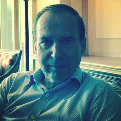 Simon de Pury, the Pop auctioneer divulges (parts of) his life