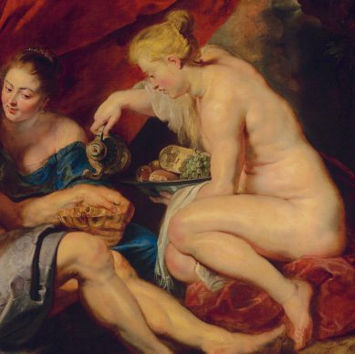 Rubens, a bargain  after Brexit