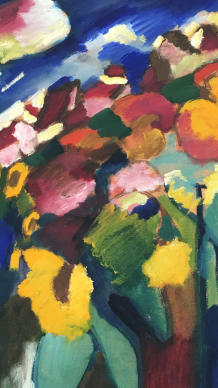Fondation Beyeler: The sublime new Kandinsky and Marc exhibition