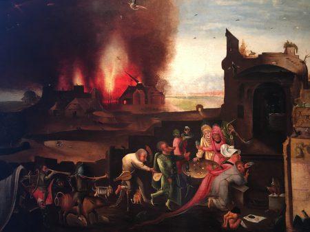 Hieronymus Bosch follower