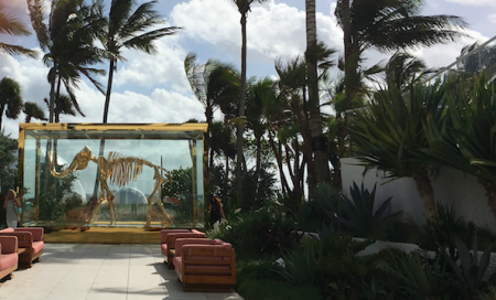 Miami and the ABMB fair, as if you were there