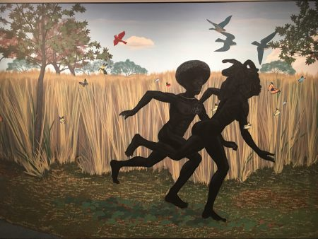 Kerry James Marshall at Met Breuer in New York: the power of politics, the power of beauty