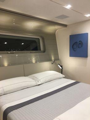 A Scheggi  in a San Lorenzo yacht