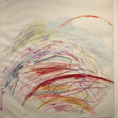 Cy Twombly (detail)