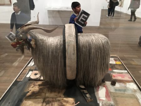 Robert Rauschenberg at Tate before Moma: Give Us More