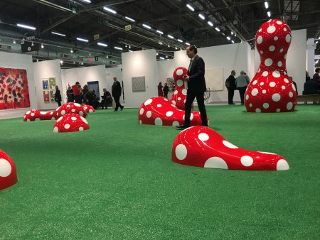 The Armory Show: the first major art market event in Trump's America
