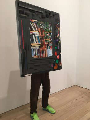 The Whitney Biennial: Paint strikes back. But how to select a good painting today?