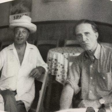 Robert Lebel  and Marcel Duchamp