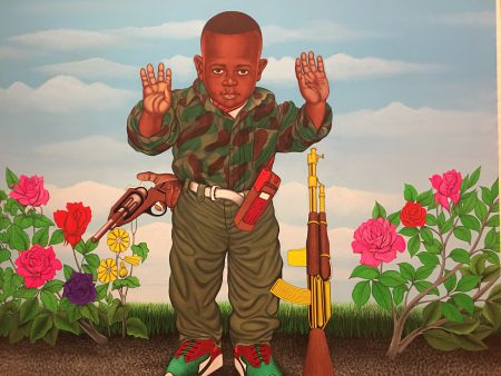 Fondation Vuitton: Listen to African artists. They speak about violence, political life, gender and masks
