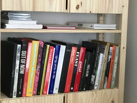Marina Abramovic s books
