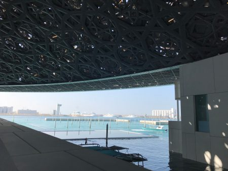 Inside the Louvre Abu Dhabi