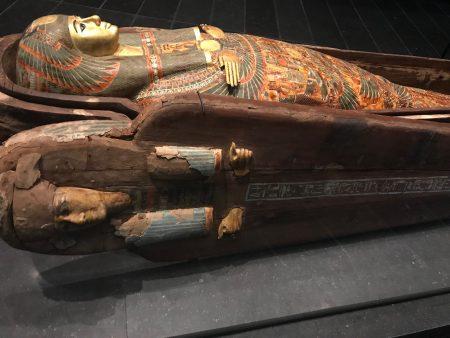 Sarcophagus of Henuttawy 950-900 BC