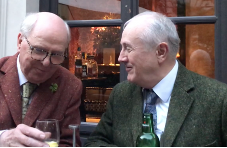 Gilbert and George: 6 answers in almost 60 seconds on Art, aging, teenagers, sex and achievement