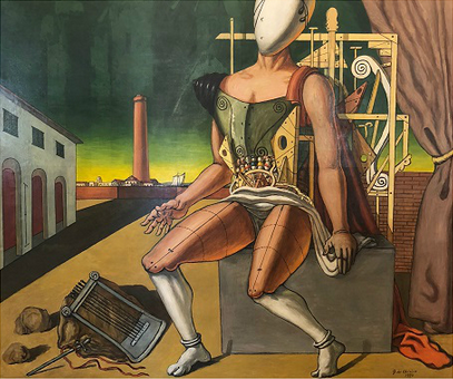 Giorgio de Chirico: Exhibitions in Paris and soon Turin of one of the most controversial and fascinating modern artists