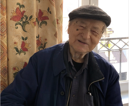 Jonas Mekas: A tribute. 9 answers in 90 seconds from the extraordinary inventor of the diary film