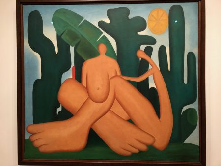 Tarsila do Amaral:  A very important modern artist finally shown  at Moma