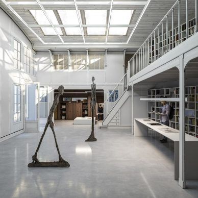 Giacometti institute
