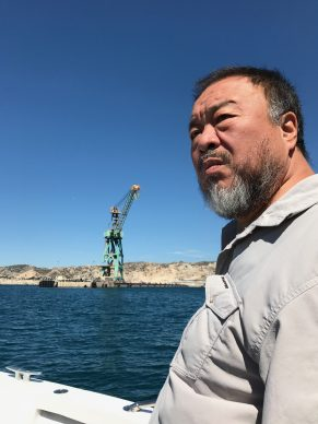 Marseille: Why it is important to exhibit Ai Weiwei