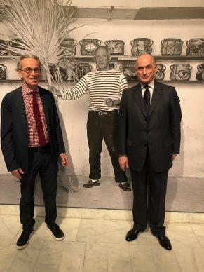 Emmanuel Guigon , Bernard Picasso