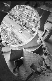 Gordon Matta-Clark: Renaissance of a great artist who sculpted architecture, from Paris to New York