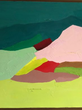 Etel Adnan: 7 answers in less than a minute. Behind the scenes with the painter and poet who has exhibitions in Arles, Bern, Marrakesh and also in Massachusetts