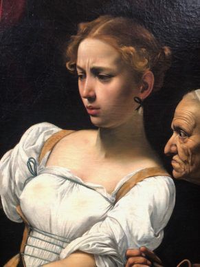 Caravaggio (detail)
