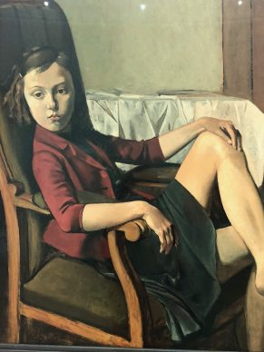 Beyeler Foundation in Basel: The fascinating mystery of the paintings of Balthus, as told by his widow Setsuko