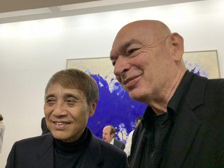 Tadao Ando, Jean Nouvel