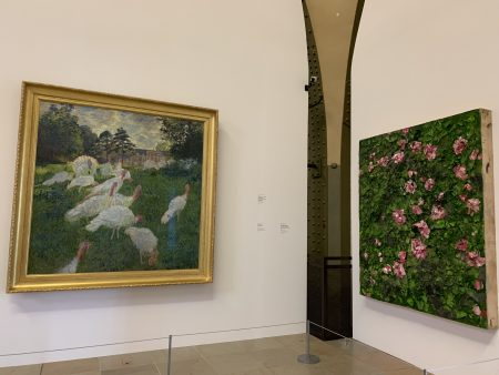 Claude Monet, Julian Schnabel