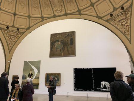 Julian Schnabel, H de Toulouse Lautrec