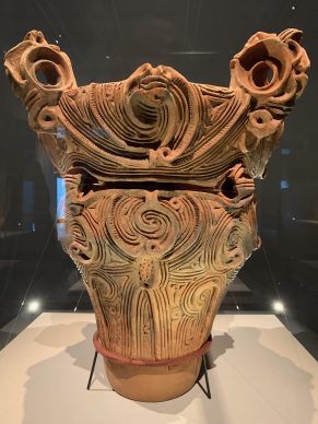 """Jomon in Paris: a prehistoric """"feminist""""  paradise in Japan which produced exceptional works. 6 national treasures never shown outside of Japan"""