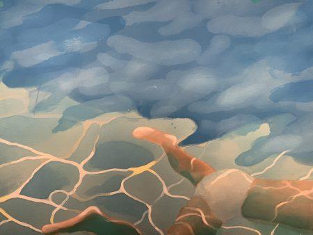 David Hockney (detail)