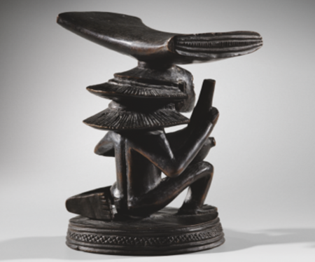 African Art: the hands of the greatest artists are at last beginning to be identified and their works presented at auction
