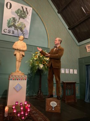 The Oscar Wilde Temple: a fascinating new LGBT religion is presented in London in the form of a total work of art