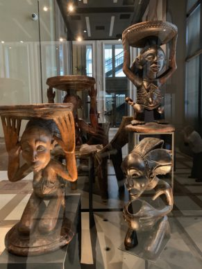 "Unrivalled art"" ,The Africa museum"