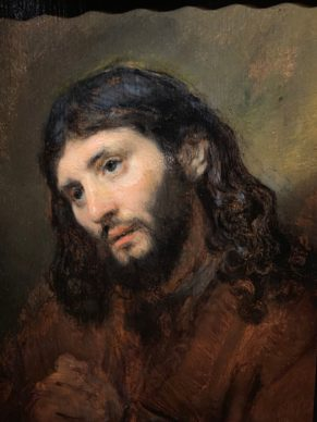 A Rembrandt belonging to the Louvre Abu Dhabi