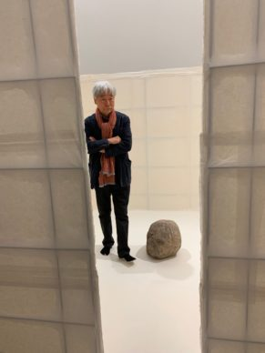 Lee Ufan: the disturbance gives rise to the artwork. At the Centre Pompidou-Metz