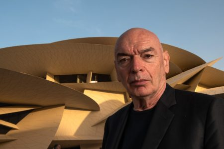 Jean Nouvel: the key artwork at the National Museum of Qatar is its architecture