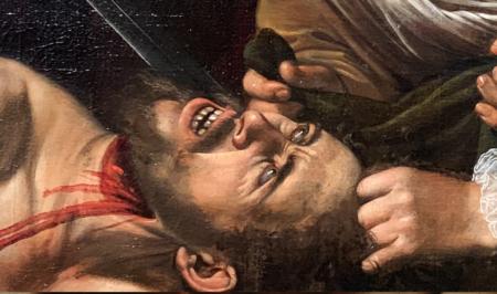 Caravaggio?( detail)